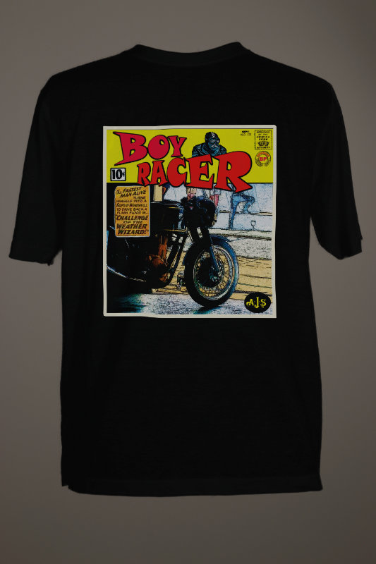 T-Shirt, The Boy Racer