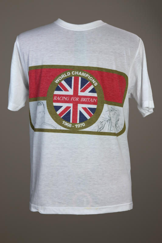 Racing for Britan - shirt